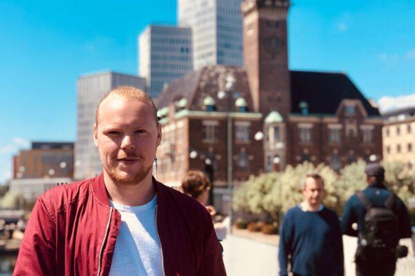 Oskar Wennberg - Byårvärlden.se